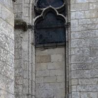 Fenêtre est du bas-côté nord du choeur (2016)