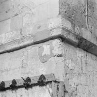 Tailloir d'une pile de la nef (1970)
