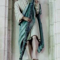 Statue de saint Christophe (2008)