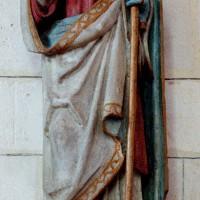 Statue de saint Léger (2008)