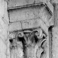 Chapiteau au nord-est de la chapelle sud (1994)