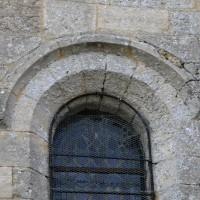 Fenêtre du bras nord du transept (2015)