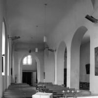L'intérieur vu vers le nord-ouest (2000)
