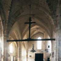 La nef vue vers le sud-ouest (1997)