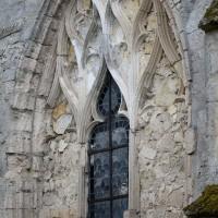 La fenêtre du mur de chevet (2016)
