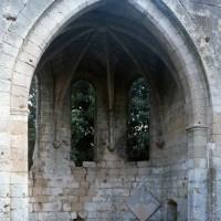 La chapelle du bras sud du transept (1995)