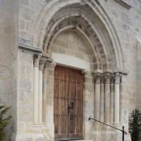 Le portail vu du nord-ouest (2016)