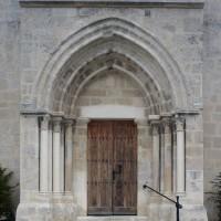 Le portail vu de l'ouest (2016)