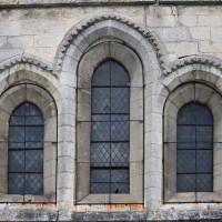 Le triplet de la chapelle sud (2016)