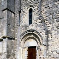 La façade vue du sud-ouest (1996)