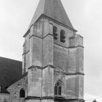 Le clocher vu du nord-est (1996)