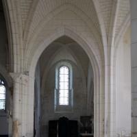 La croisée et le bras nord du transept vus vers le nord (2019)