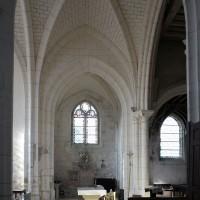 La croisée et le bras sud du transept vus vers le sud (2019)