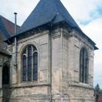 La chapelle sud vue du sud-ouest (1997)