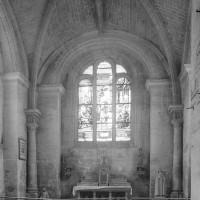 La chapelle sud vue vers l'est (1997)