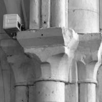 Chapiteaux du choeur du 12ème siècle (2000)