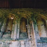 Elévation du mur nord du choeur (2003)