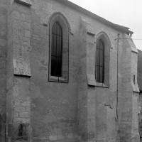 La première chapelle nord vue depuis le nord-est (1997)