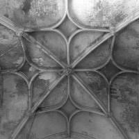 La voûte de la chapelle seigneuriale (1996)