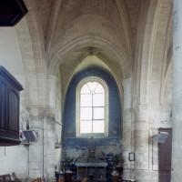 La croisée et le bras nord du transept vus vers le nord (1997)