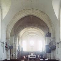 L'intérieur vu vers l'est (1997)