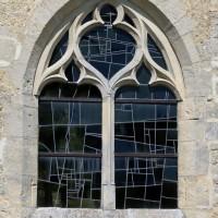 Fenêtre du bas-côté sud (2017)