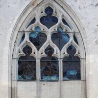 La fenêtre est du choeur (2019)