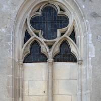 La fenêtre est de la chapelle sud (2019)