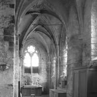 La chapelle sud vue vers le sud-est (1996)