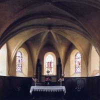 Le choeur vu vers l'est (2005)