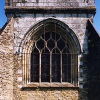 La chapelle sud vue du sud (2005)