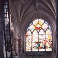 La chapelle sud vue vers le sud (2005)