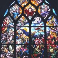Vitrail de la chapelle sud (2005)