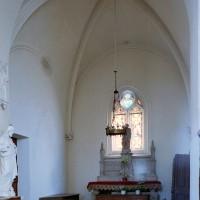 La chapelle sud vue vers le sud-est (2003)