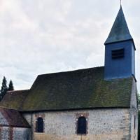 L'église vue du nord-ouest (2005)