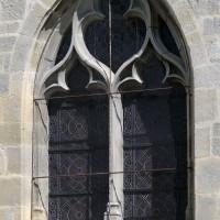 Fenêtre du bas-côté sud du choeur (2017)