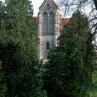 Le clocher vu du sud (1995)