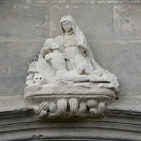 La Vierge de pitié du portail ouest (2016)