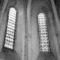 Fenêtres du choeur