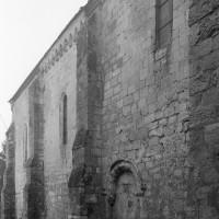 Vue partielle de l'église depuis le nord-ouest (1996)