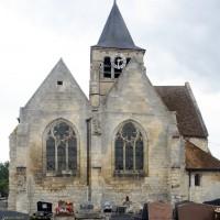 L'église vue de l'est (2015)