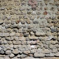 Appareil du mur sud de la nef (2015)