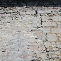 Fenêtre du mur sud de la nef (2015)