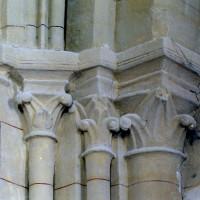 Chapiteaux du bras nord du transept (2008)