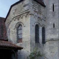 L'abside de la chapelle sud vue du nord-est (2008)