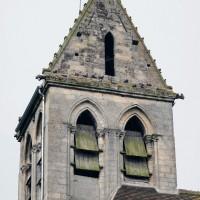 Le clocher vu du nord-est (2017)