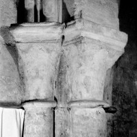 Chapiteaux de la nef (1970)