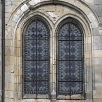 Fenêtre du bas-côté est du bras sud du transept (2015)