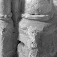 Bases de la croisée du transept (1995)