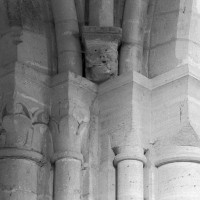 Chapiteaux de la croisée du transept (1995)